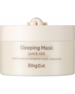 Bling Cat Sleeping Mask