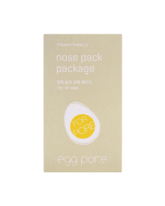 Egg Pore Nose Pack 2