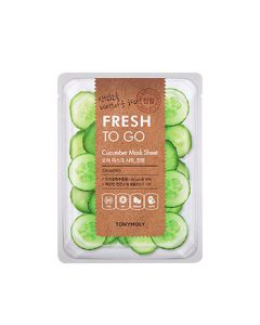 Fresh To Go Cucumber Mask Sheet2