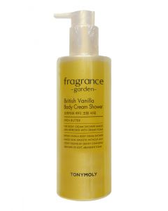 Fragrance Garden British Vanilla Shower