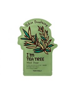 I'm Real Tea Tree Mask Sheet-skin Soothing
