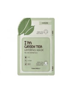 I'M Layering Mask (Green Tea)