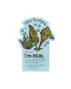 I'm Real Seaweed Mask Sheet-skin Purifying