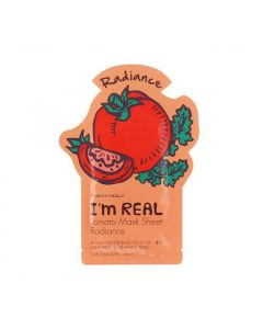 I'm Real Tomato Mask Sheet-skin Glow
