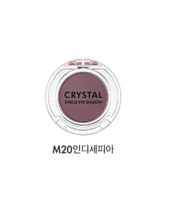 CRYSTAL SINGLE EYE SHADOW M20 INDISEPIA