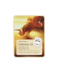 Pureness 100 Snail Mask Sheet - Skin Damage Care
