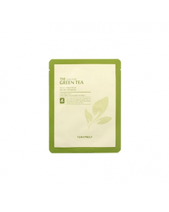 THE CHOK CHOK GREEN TEA WATERY MASK SHEET2