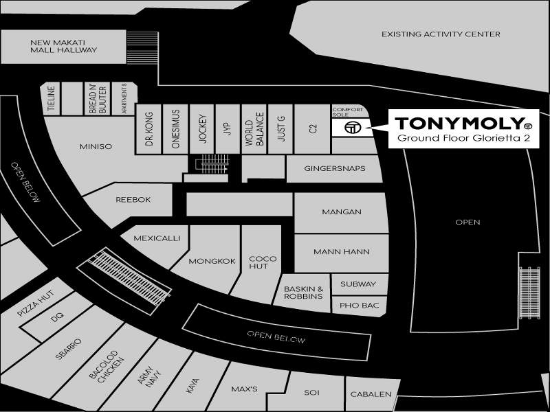 STORES TONYMOLY Philippines Online Shop